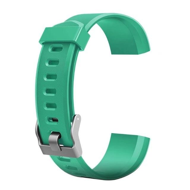 Waterproof Smart Fitness Tracker w/ HR Monitor Replacement Band Elite Fitness Essentials Green