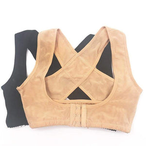 Women's Adjustable Posture Correcting Back Brace Elite Fitness Essentials