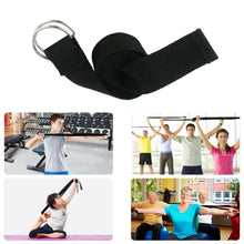 Load image into Gallery viewer, Yoga Strap Elite Fitness Essentials