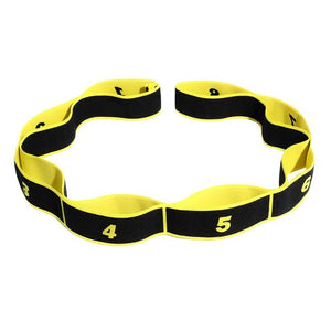 Yoga Stretching Belt Elite Fitness Essentials XT0277HB