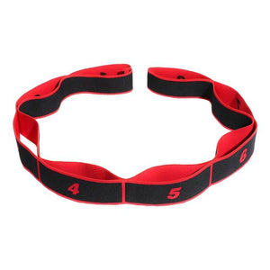 Yoga Stretching Belt Elite Fitness Essentials XT0277RB