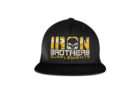 Snapback Cap - Iron Brothers Supplements