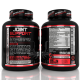Back Image Of Iron Brothers Joint Support Supplement With Ingredients Panel