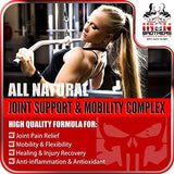 Stack Features All Natural Joint Support Complex