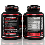 Back Image of Iron Brothers Comatose Sleep Aid Formula Supplement Facts Ingredients Panel