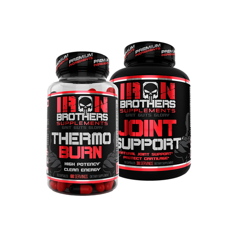 Thermo Burn & Joint Support Stack - Iron Brothers Supplements