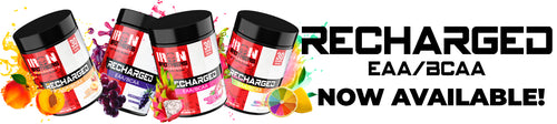 Iron Brothers Supplement Recharged BCAA/EAA
