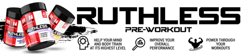Iron Brothers Supplements Ruthless Pre-Workout Now Available