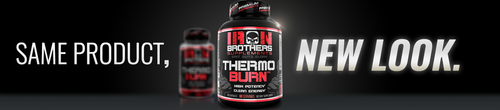 Iron Brothers Suppplements Potent Thermogenic Fat Burner