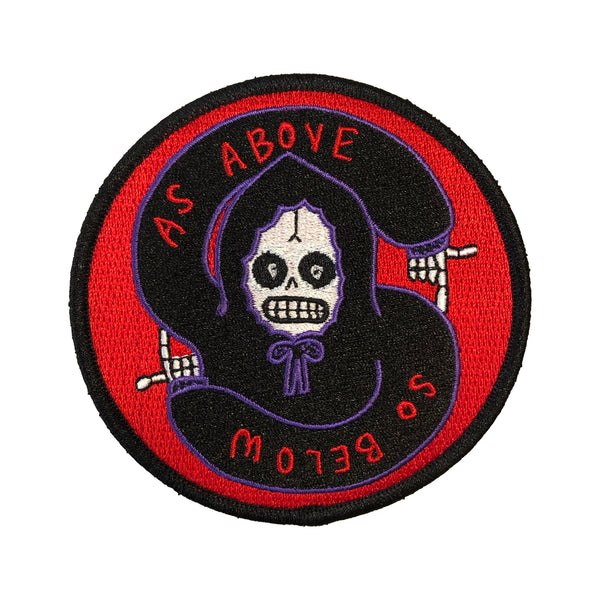 As Above So Below V2 Patch