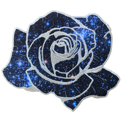 Cosmic Rose Back Patch