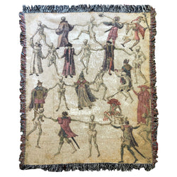 Dance of The Dead Blanket