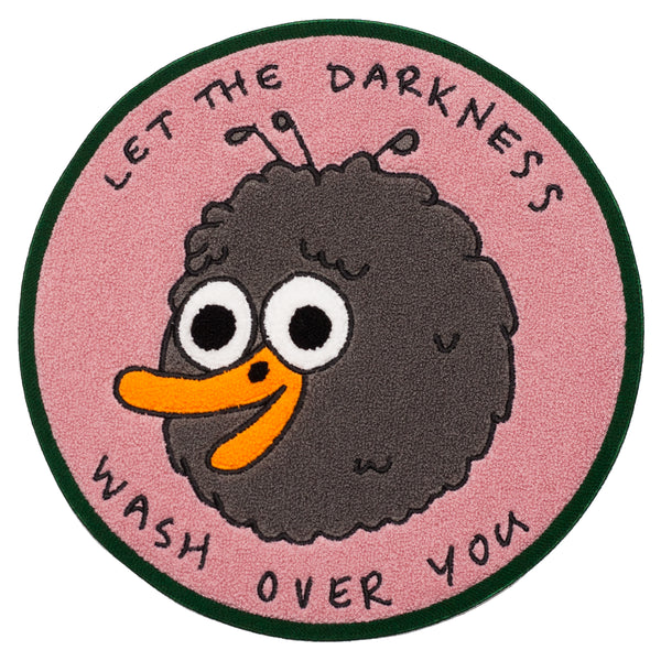 Darkness Back Patch