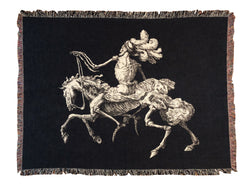 Death Horse XL Blanket
