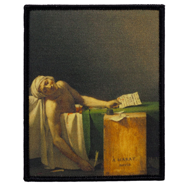 Death of Marat Patch
