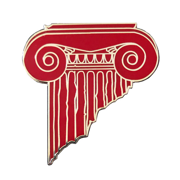 Decline and Fall Pin - Caligula Variant