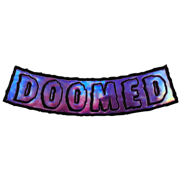 Doomed (slime series) XL Bottom Rocker