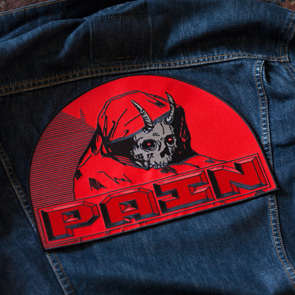 PAIN Back Patch