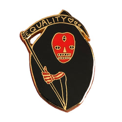 Equality Reaper Pin