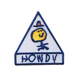 Howdy Mini Patch