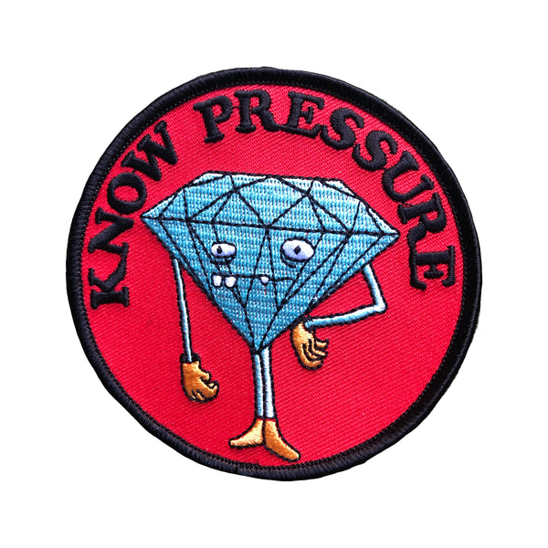 Know Pressure Patch