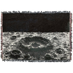 LUNAR CRATER XL Blanket