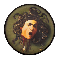Head of Medusa Back Patch