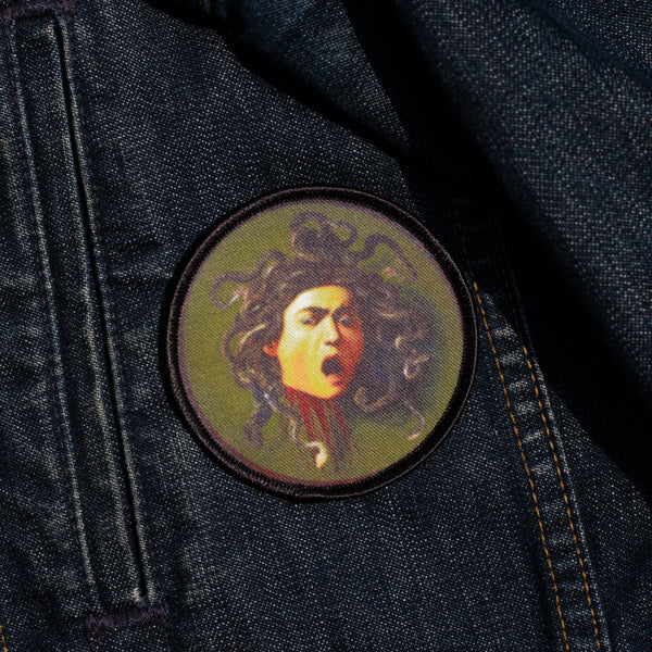 Head of Medusa Patch