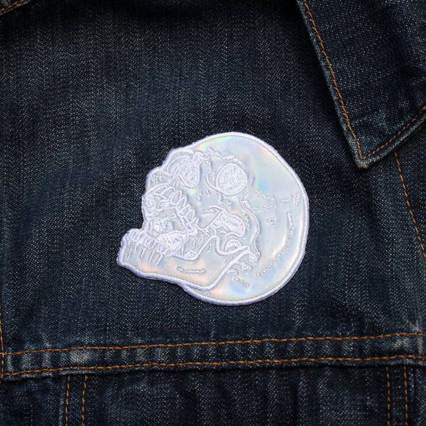 Holographic Skull Patch