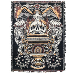 Mors Eagle of Fire XL Blanket