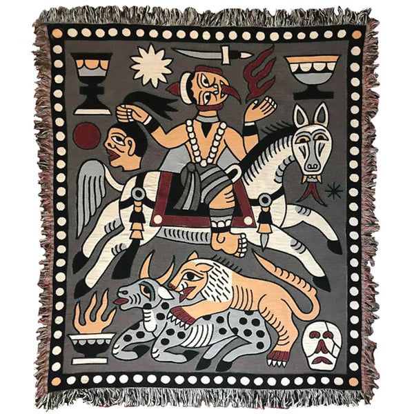 Nacho Eterno Sacrifice Blanket