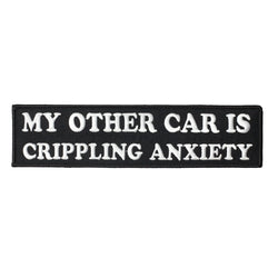 Crippling Anxiety Patch