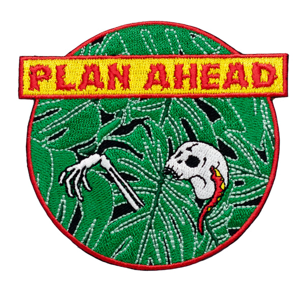 Plan Ahead Patch