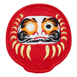 Red Daruma Patch