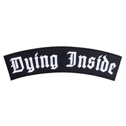 Dying Inside XL Rocker
