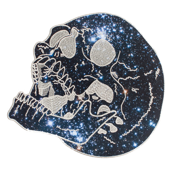 Universkull Back Patch