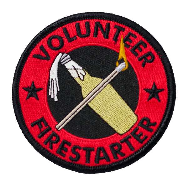 Volunteer Firestarter Patch