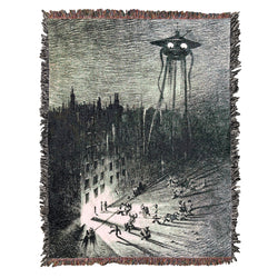 War of The Worlds XL Blanket