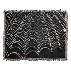 Dew on a Spider Web XL Blanket