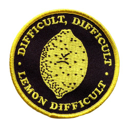 Difficult, Difficult Patch