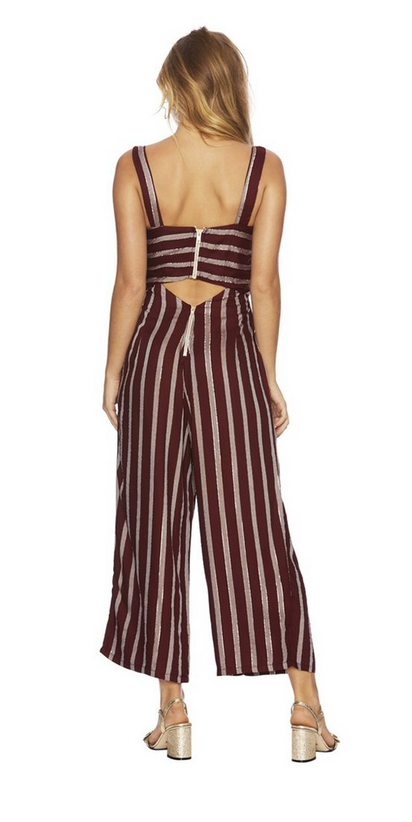 Stripe Owen Romper