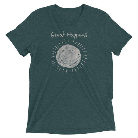 "Men's ""Great Happens"". Because we believe it will!"
