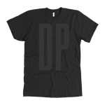 DP Slim Fit Tee in Black (Unisex)