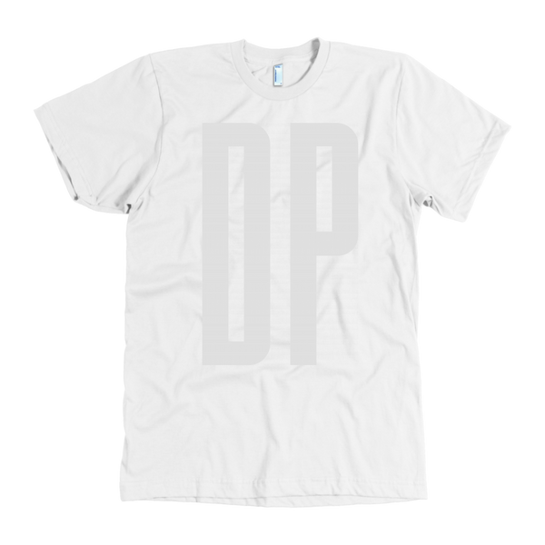 DP Slim-Fit Tee in White (Unisex)