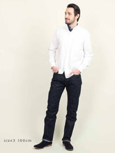 Organic Plain Cotton Shirt