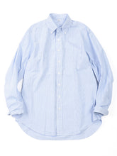 3 Ply Miko Button Down Shirt in Tattersal