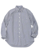 3 Ply Miko Button Down Shirt in Gingham