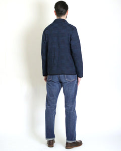 Aihiko 0116 Distress Denim Cotton Pants