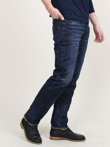 Sorahiko 0117 Distress Denim Pants