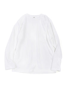 Low Gauge Tenjiku Long T-shirt Men's in White